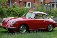 Porsche 356BT5 Notchback | 1962